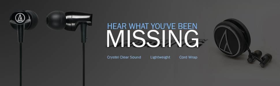 Audio-technica ATH-CLR100 banner image