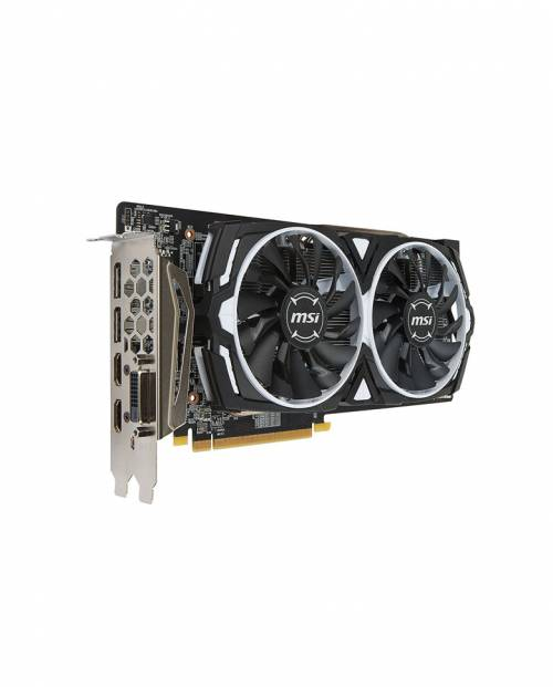 Buy msi RX 580 graphics cards Online in India at Lowest