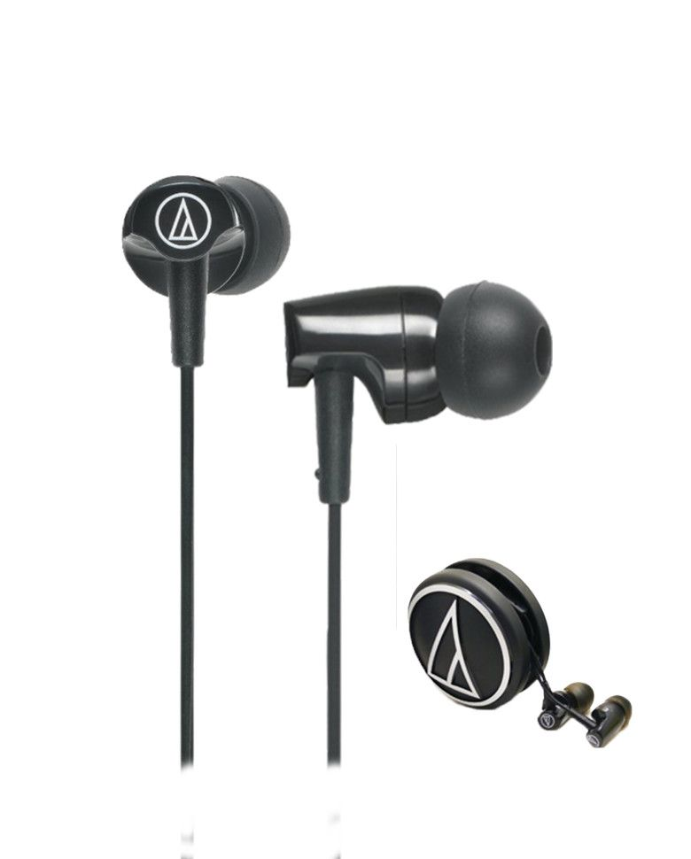 Audio-Technica ATH-CLR100 Wired In-Ear Headphones  zoom image