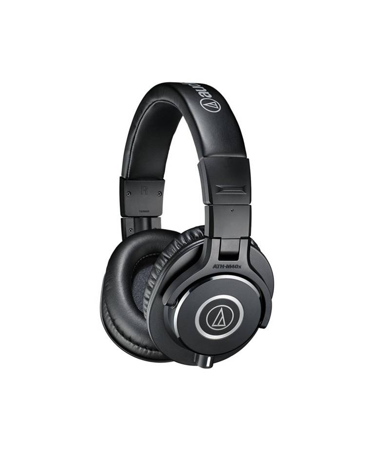 Audio Technica ATH-M40x Professional Over the Ear Headphone zoom image