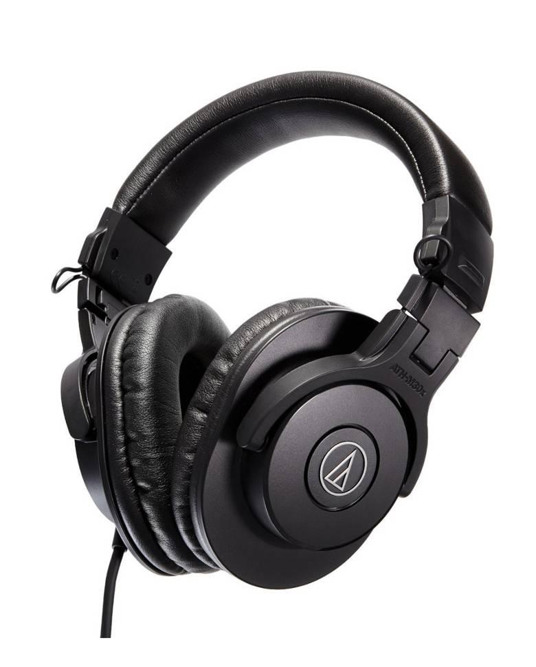 ATH-M30x On-Ear Studio Monitor Headphone zoom image