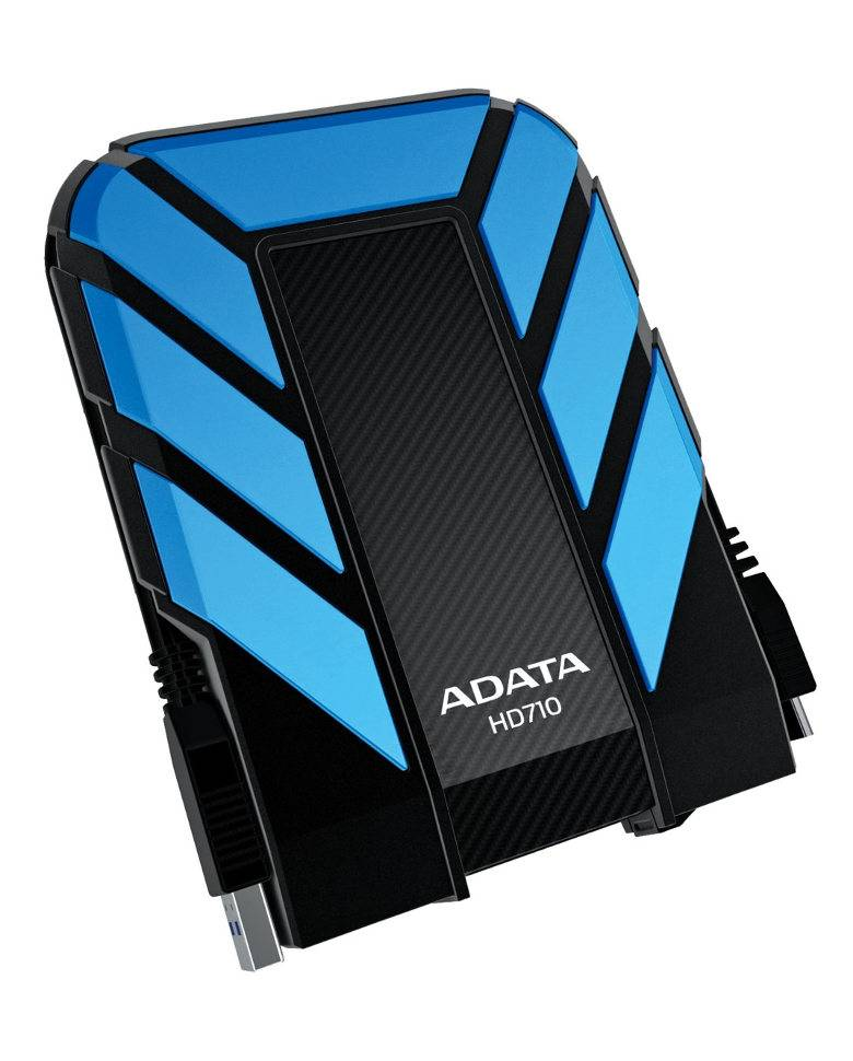 Adata HD710 USB 3.0 1TB External Hard Disk zoom image
