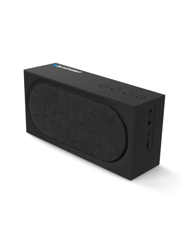 Blaupunkt BT 52 Portable Bluetooth Speaker (Black) zoom image