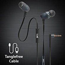 Tangle free cable ensures durability
