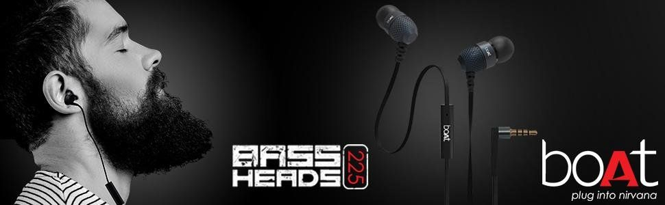 BassHeads 225 features