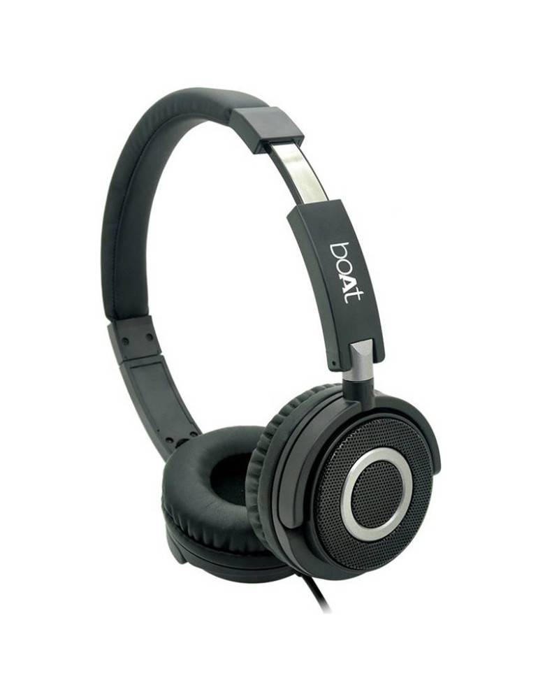 boAt BassHeads 900 Headphone With Mic zoom image