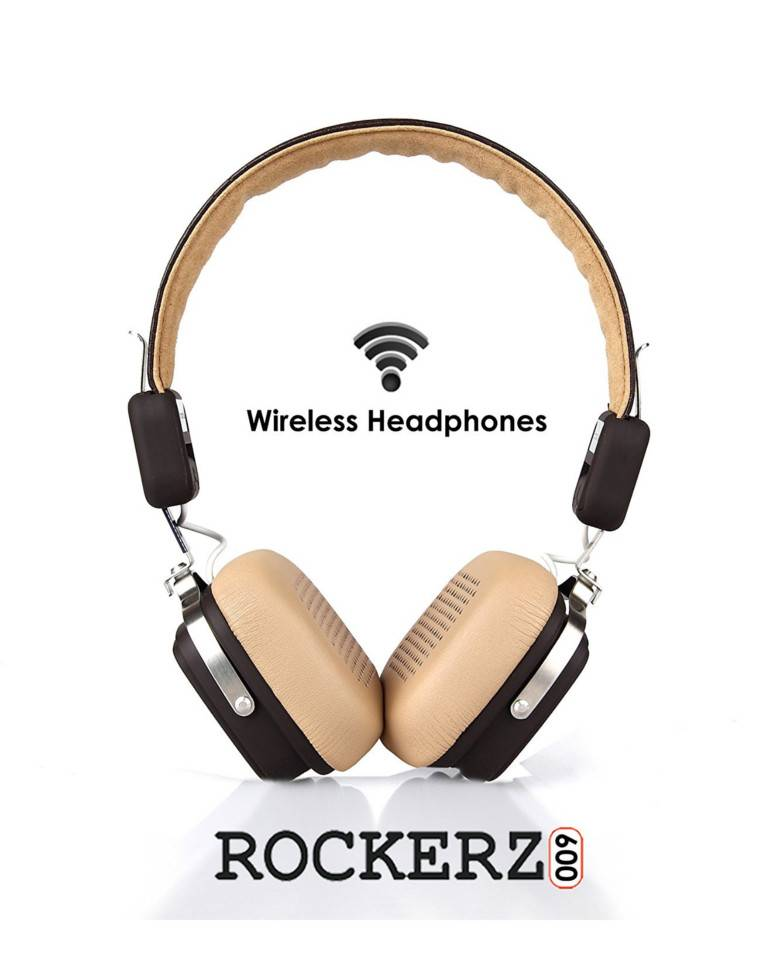 Boat Rockerz 600 Bluetooth Headphones, Sonic Clearity,Uber Premium Headphone zoom image
