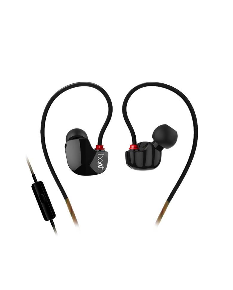 boAt Nirvanaa Uno In-Ear Earphones with Mic zoom image