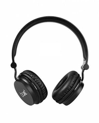 Boat Rockerz 400 On Ear Bluetooth Headphones With Mic zoom image