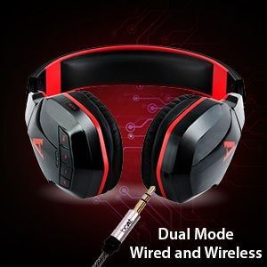 Dual mode connectivity with AUX & Bluetooth