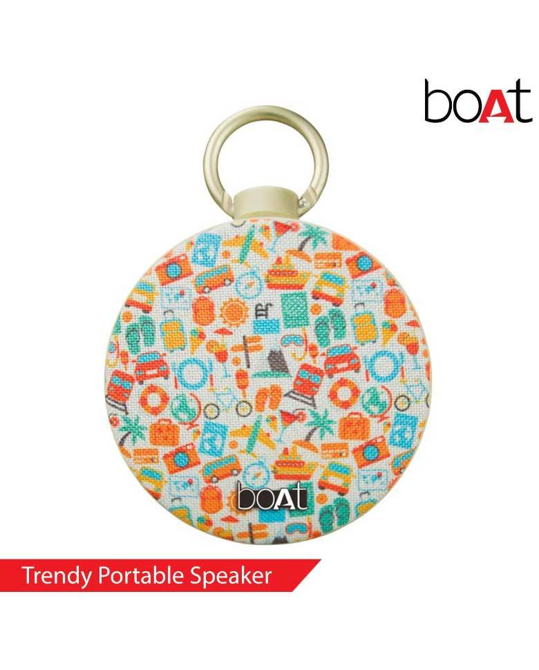 Boat Stone 260 Portable Bluetooth Speaker zoom image