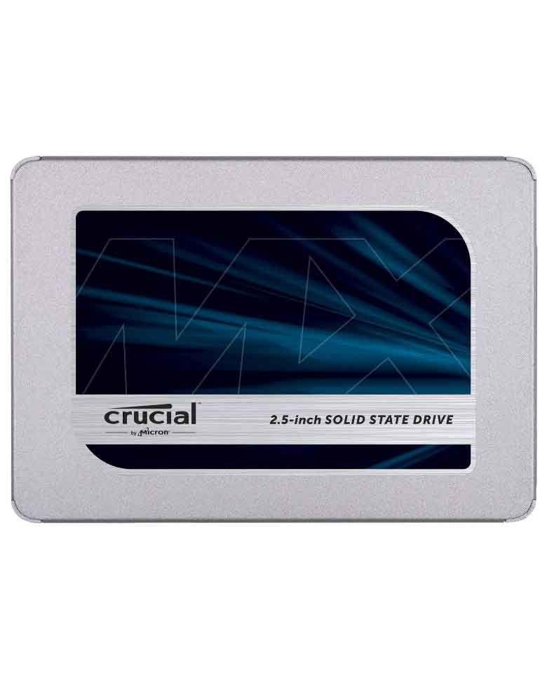 Crucial MX500 2TB Sata 2.5-inch SSD zoom image