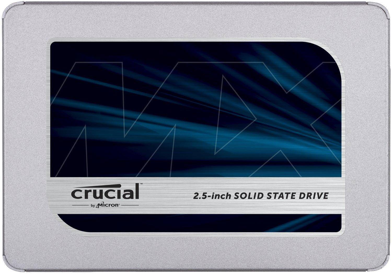 Crucial MX500 250GB 2.5-inch SSD zoom image