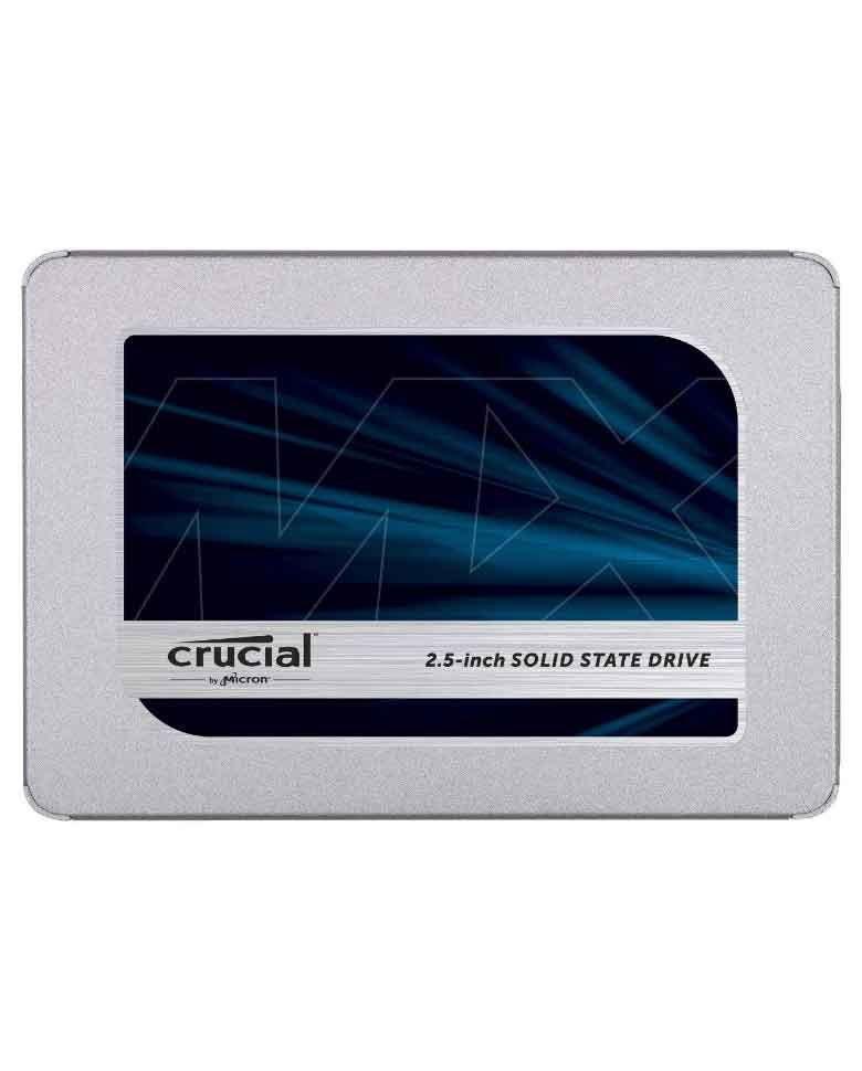 Crucial MX500 500GB 2.5 Inch SSD zoom image