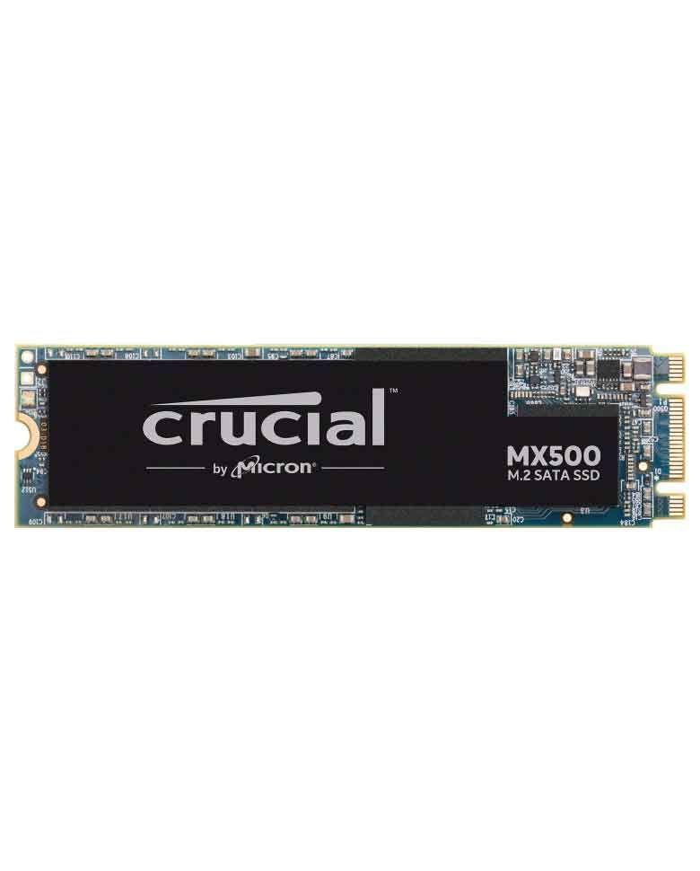 Crucial MX500 500GB M.2 Type 2280 Internal SSD zoom image