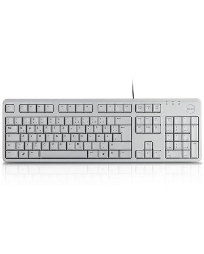 Dell KB216 Wired Multimedia USB Keyboard zoom image