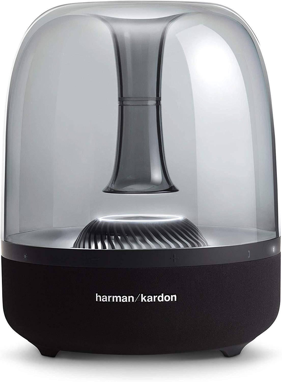 Harman Kardon Aura Studio 2 with Ambient Light Bluetooth Speaker zoom image