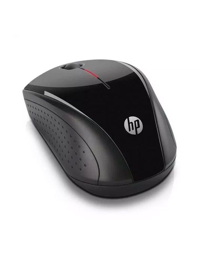 HP X3000 Wireless Optical Mouse (Black) zoom image