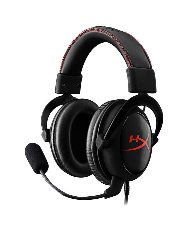 HyperX Cloud Core Over-Ear Gaming Headphones zoom image