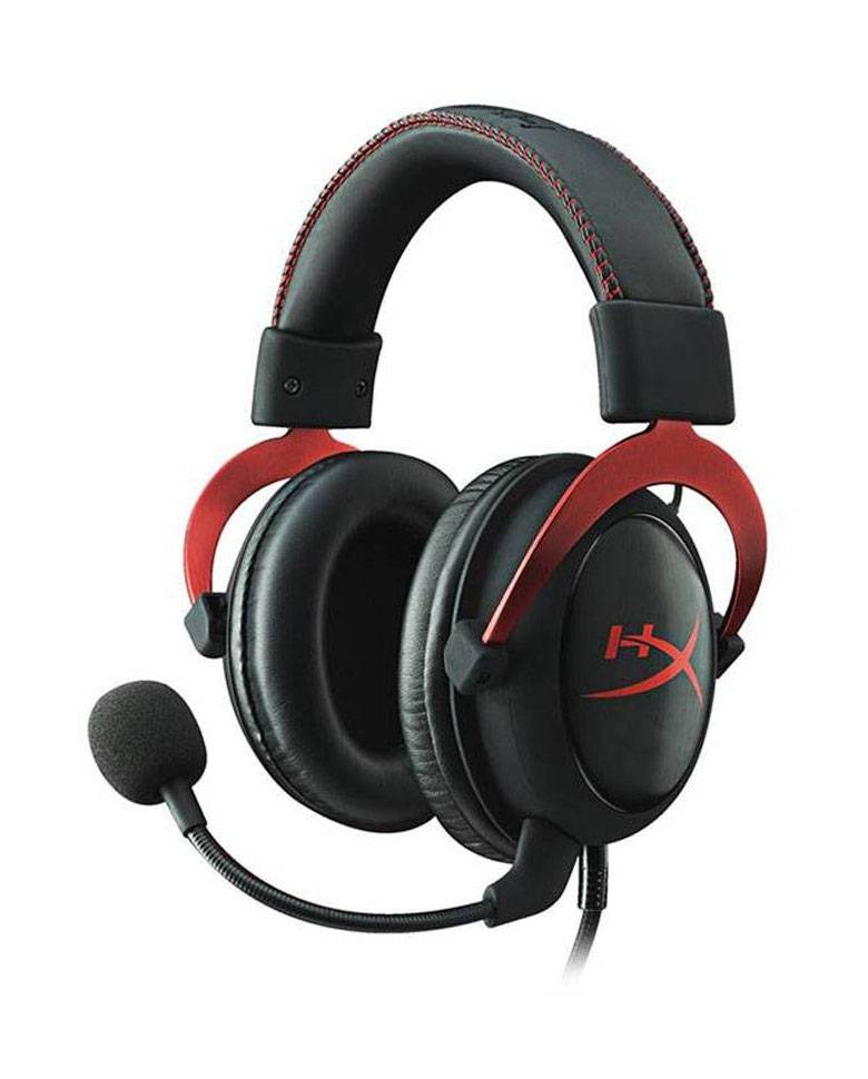 HyperX Cloud 2 Gaming Headset Compatible with PC, XBOX One zoom image