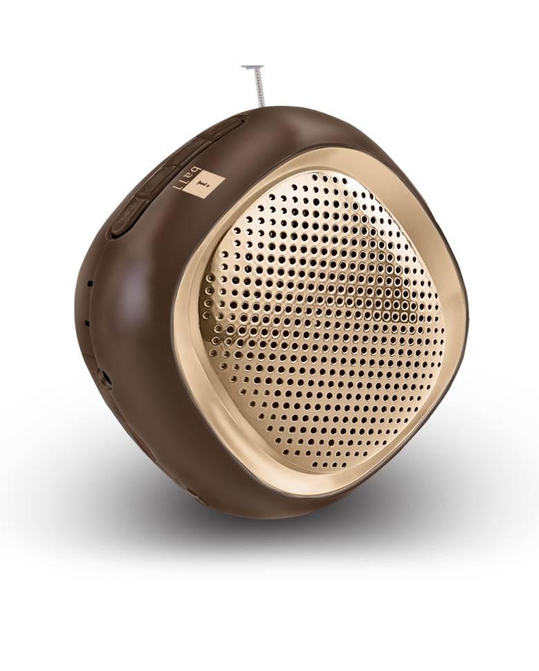 iBall Musi Cube BT20 Bluetooth Speaker zoom image