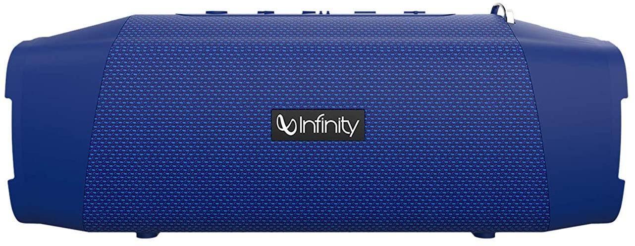 Infinity (JBL) Fuze 700 Dual EQ Deep Bass 20W Portable Stereo Speakers (INFCLZ750) zoom image
