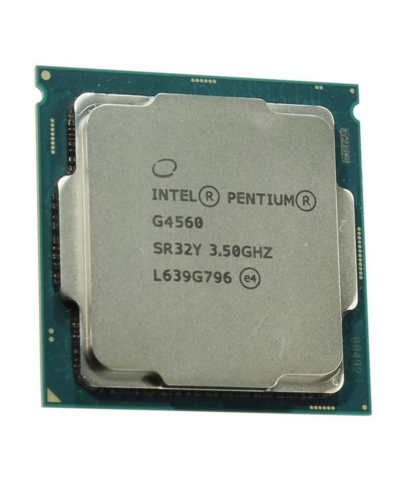 Intel G4560 Pentium Gold Processor zoom image