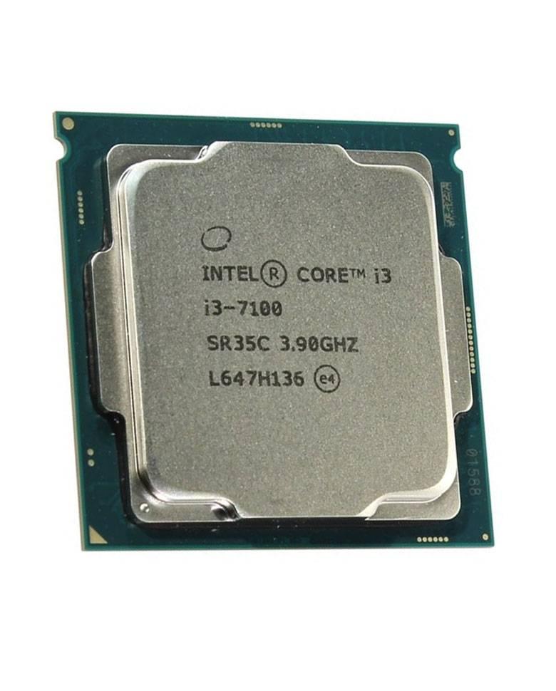 Intel Core i3-7100 Processor zoom image