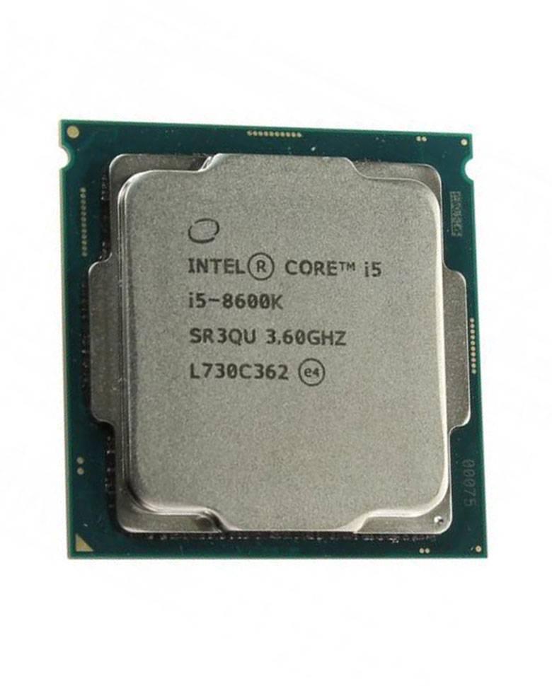 Intel Core i5-8600K Processor zoom image