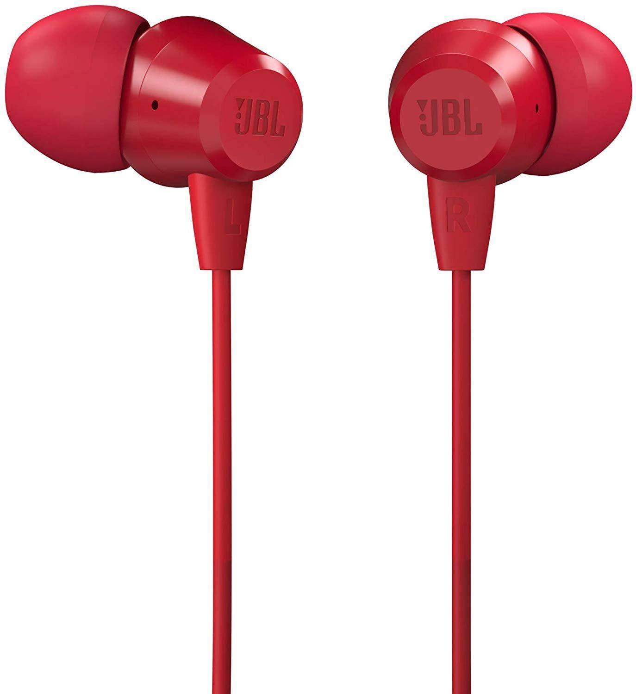 JBL C-50 HI Earphones with mic zoom image