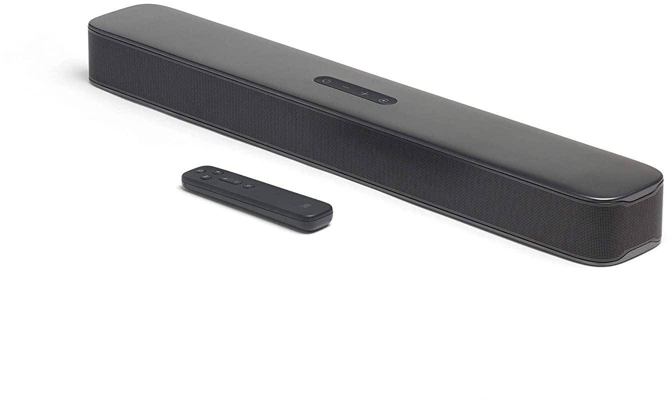 JBL 2.0 Wireless Sound Bar with Built in Dual Base Port zoom image