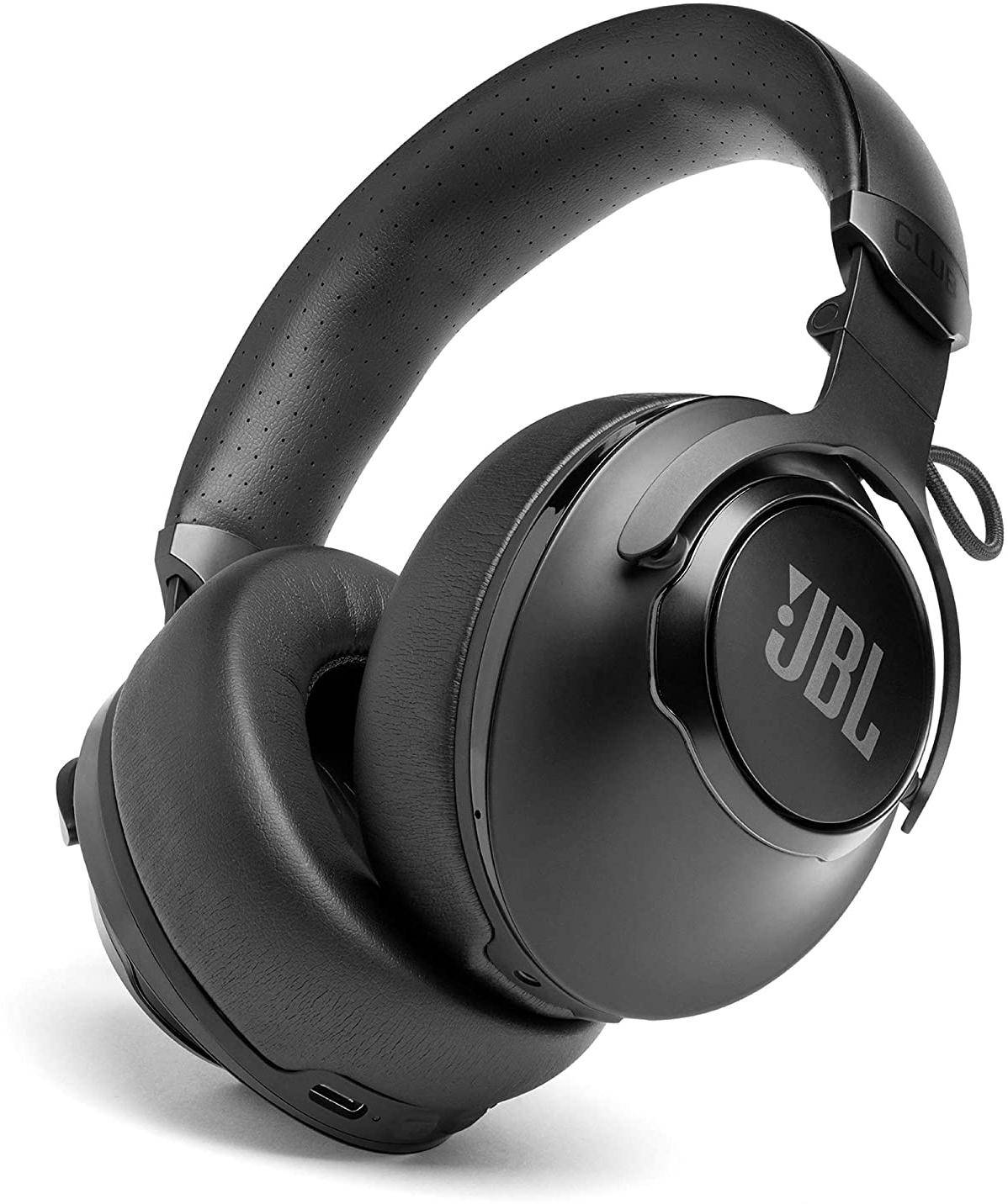 JBL Club 950NC Wireless Over The Ear Noise Cancelling Headphones zoom image