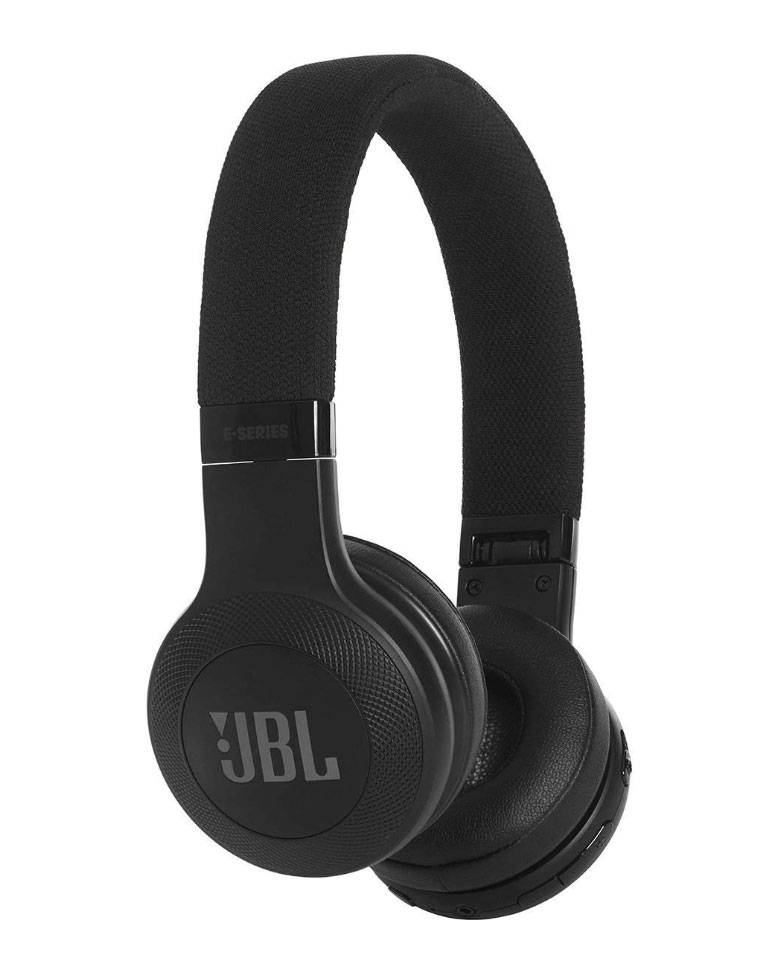 JBL E45BT Signature sound On-Ear Wireless Headphones With mic zoom image