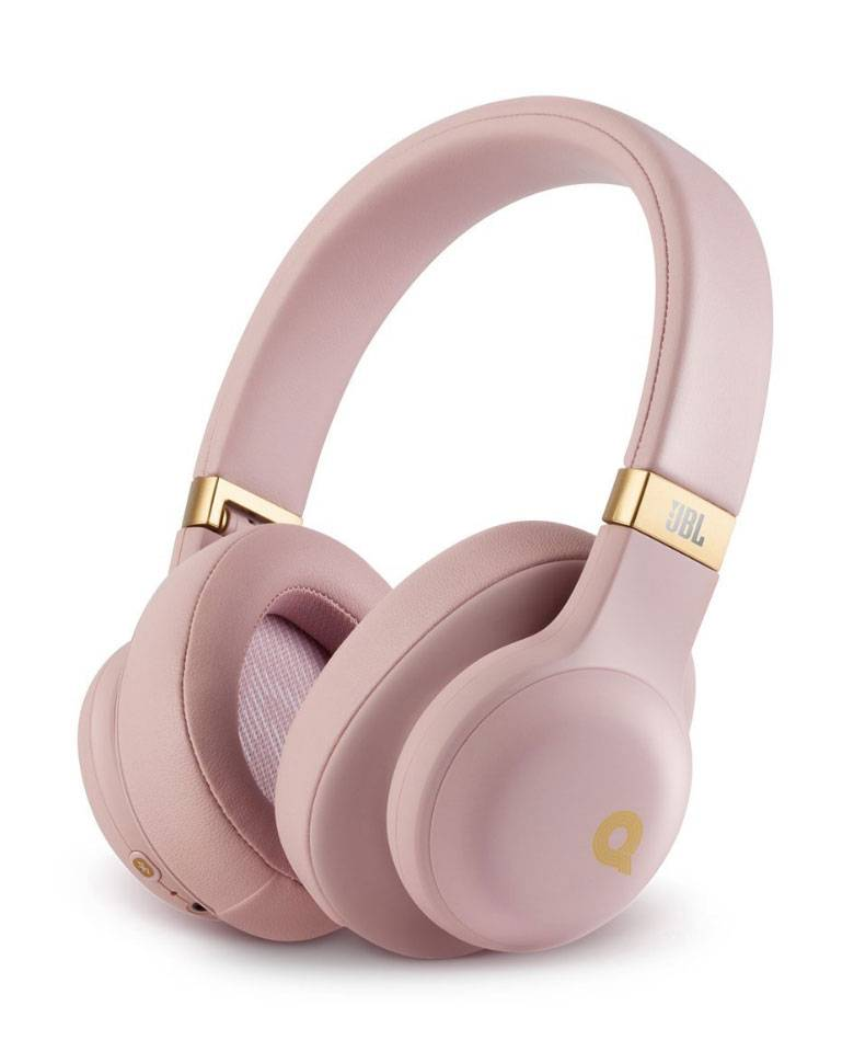 JBL E55BT Quincy Edition Wireless Over-Ear Headphones zoom image