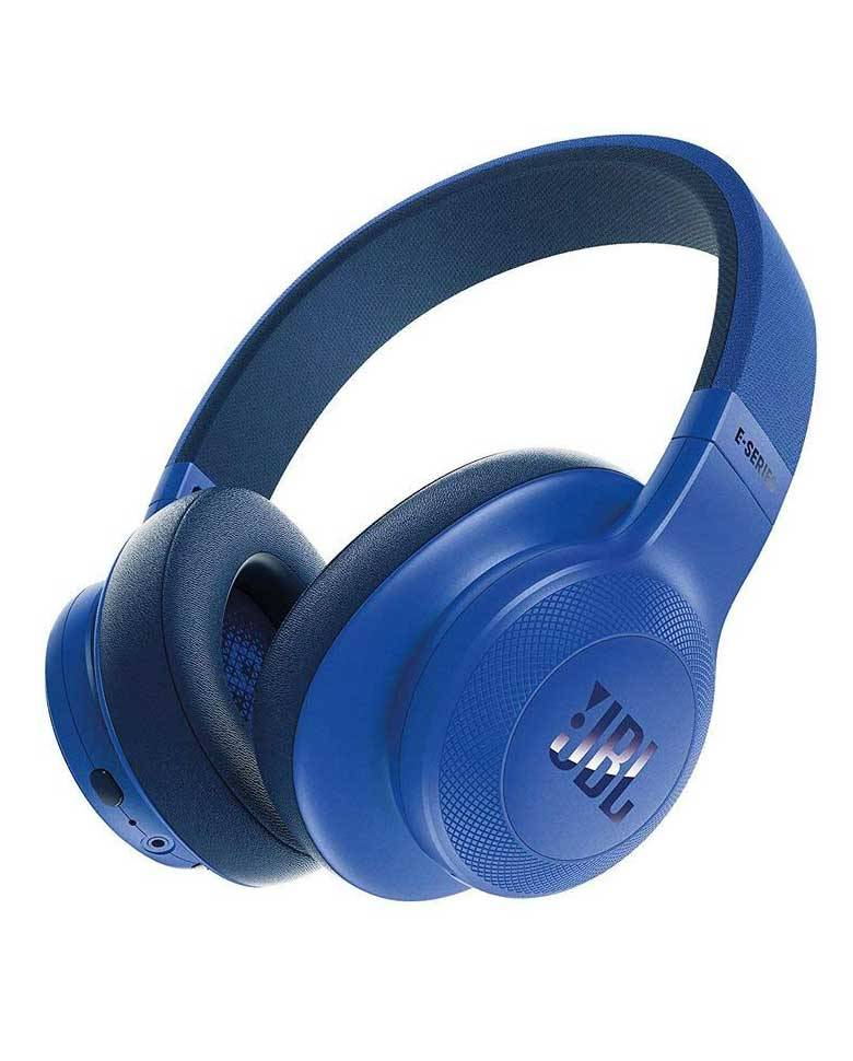 JBL E55BT Signature Sound Wireless Over-ear Headphones with Mic zoom image