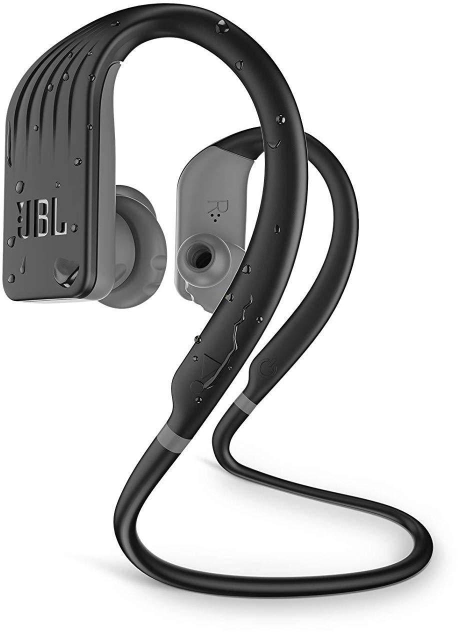 JBL Endurance Jump Waterproof Wireless Sport in-Ear Headphones zoom image