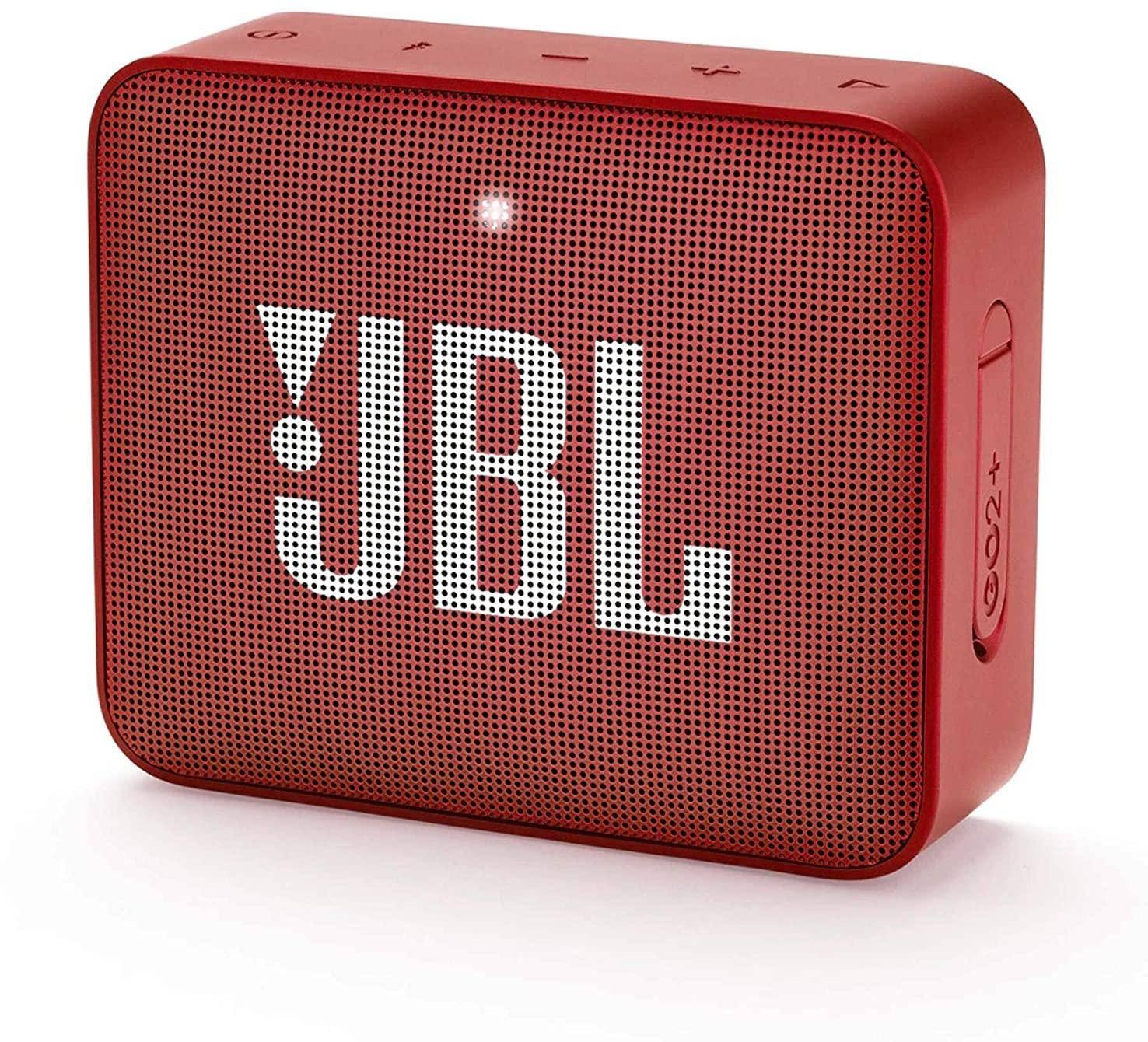 JBL Go 2 Plus Portable Wireless Speaker with Inbuilt Microphone zoom image