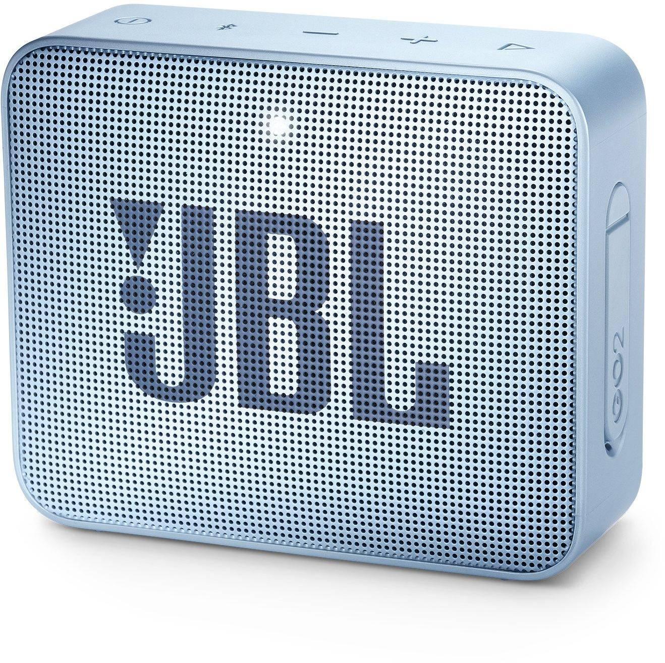 JBL GO 2 Portable Bluetooth Waterproof Speaker With Mic zoom image