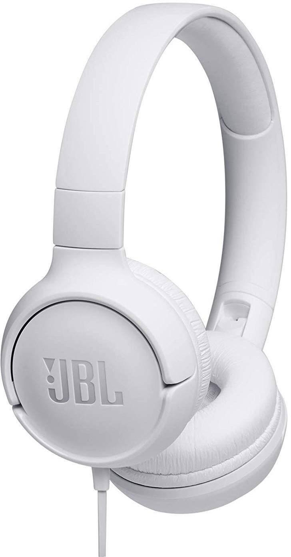 JBL Tune 500 On-Ear Headphones with Mic zoom image
