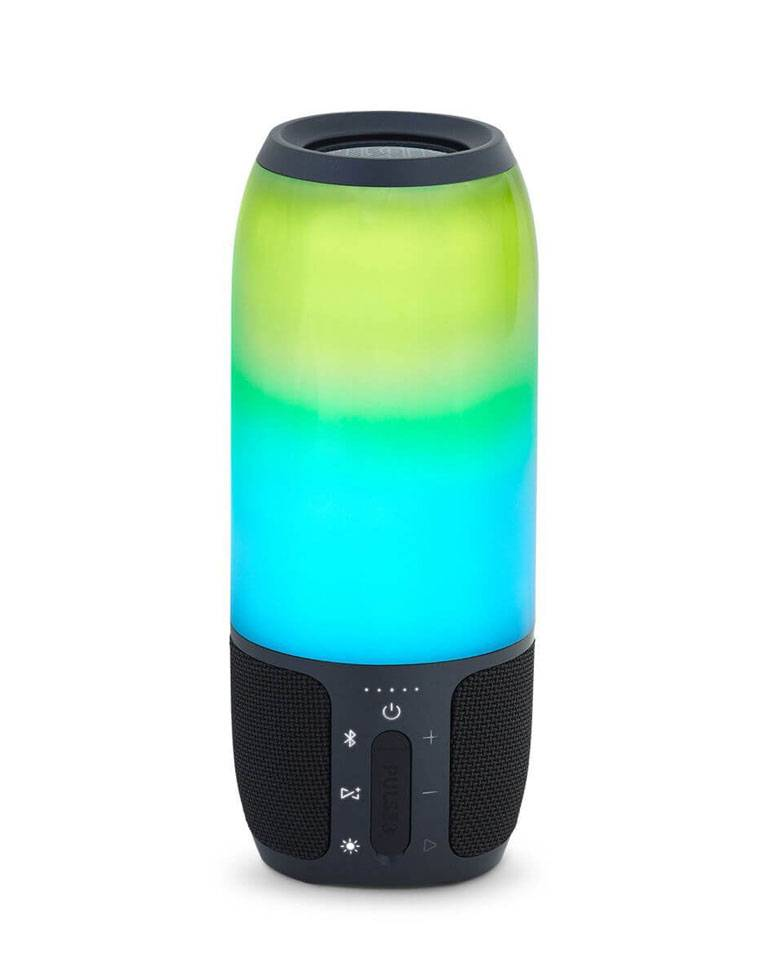 JBL Pulse 3 Wireless Portable Waterproof Speaker with 360° Lightshow zoom image