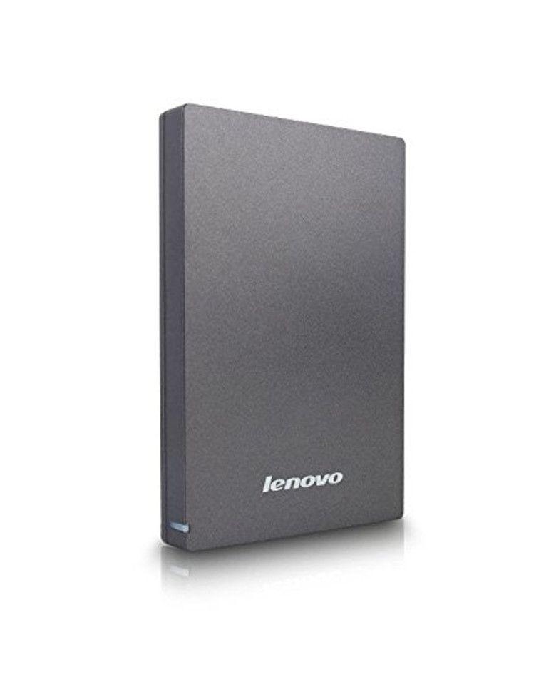Lenovo F309 1TB USB 3.0 External Portable Hard Disk zoom image