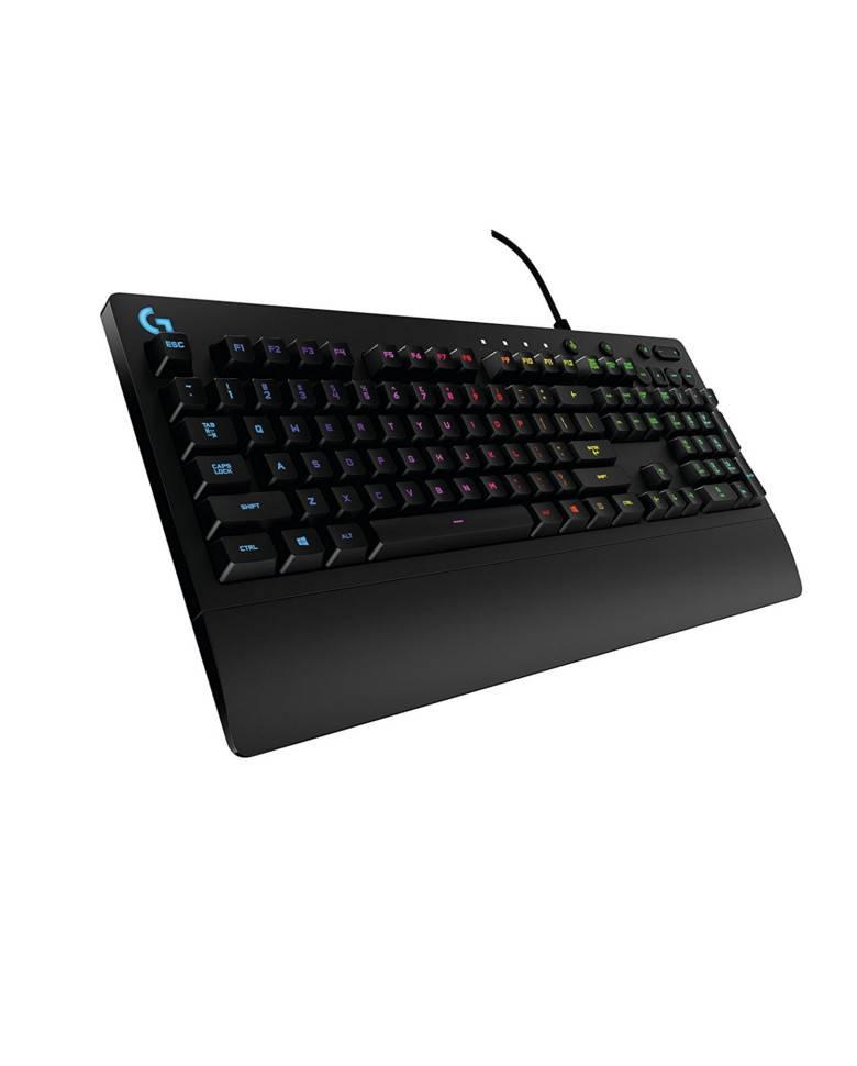 Logitech G213 Prodigy RGB Gaming Keyboard zoom image