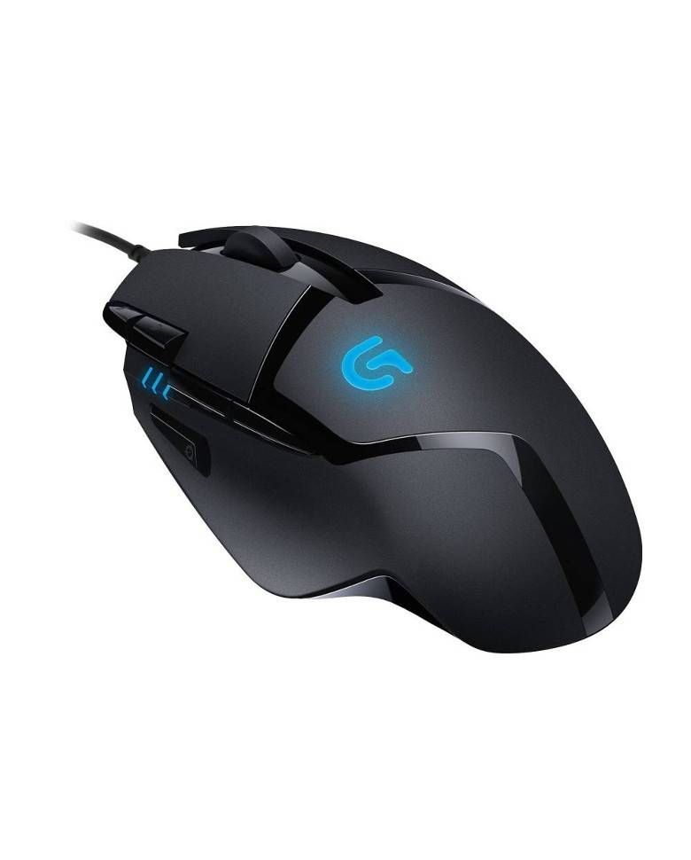 Logitech G402 Hyperion Fury FPS Gaming Mouse zoom image