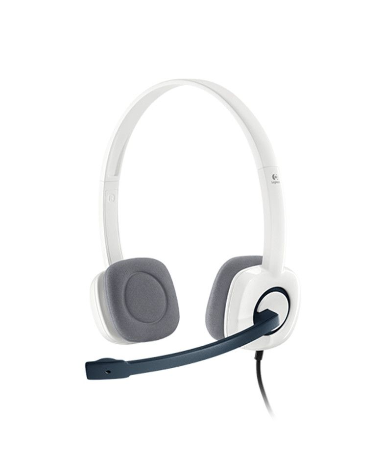Logitech H150 Stereo Headset with Mic zoom image