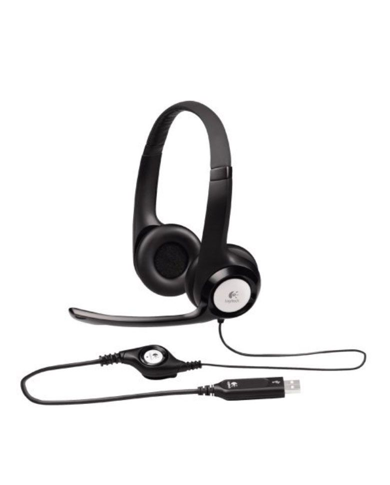 Logitech H390 USB Headset with Mic  zoom image