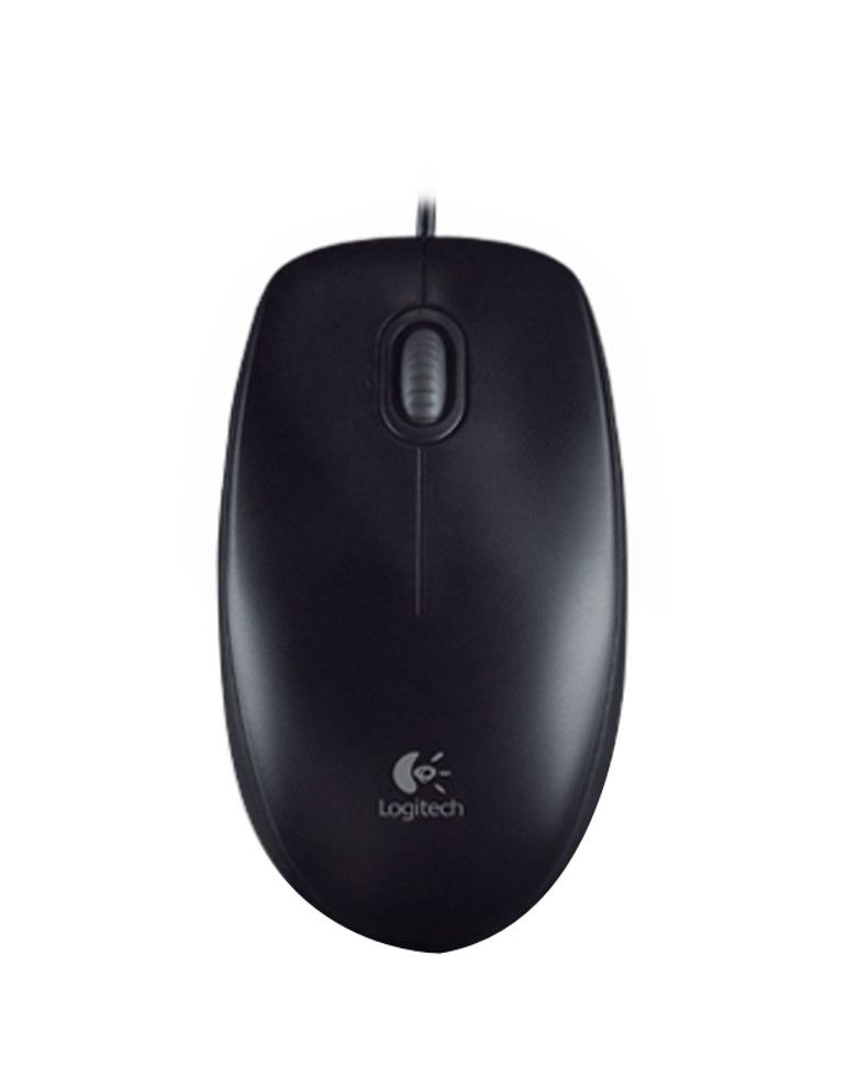 Logitech M100R Wired USB Mouse zoom image