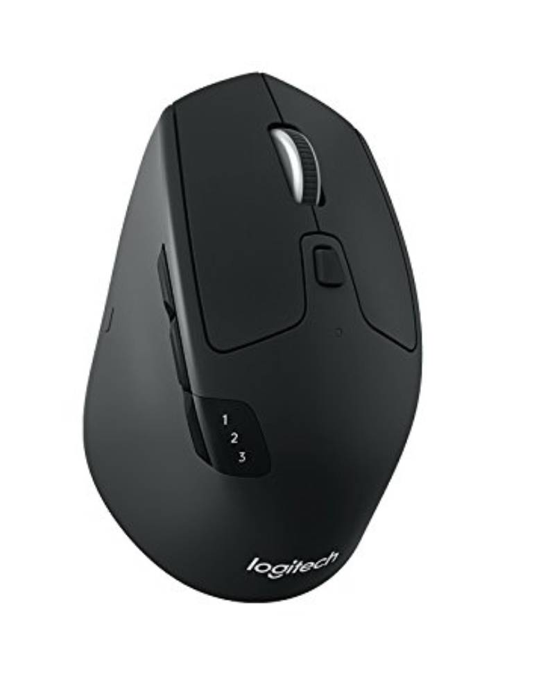 Logitech M720 Triathlon Multi-Device Wireless Mouse zoom image