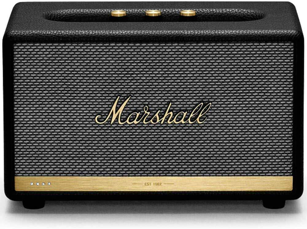 Marshall Acton 2 Bluetooth Speaker with Google Assistant zoom image
