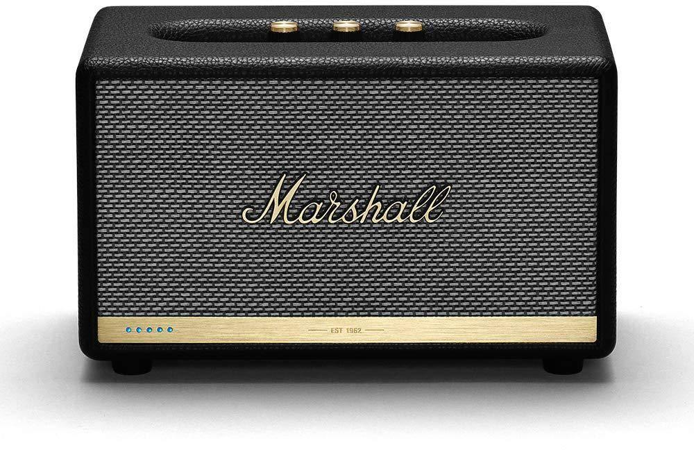 Marshall Acton 2 Voice Multi-room wireless speaker with Alexa zoom image