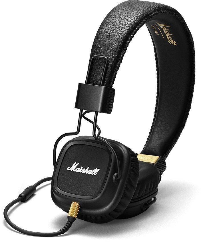 Marshall Major 2 On-Ear Headphones zoom image